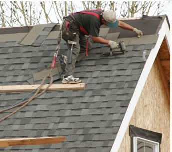 Roof Repair or Replacement before Winter Weather